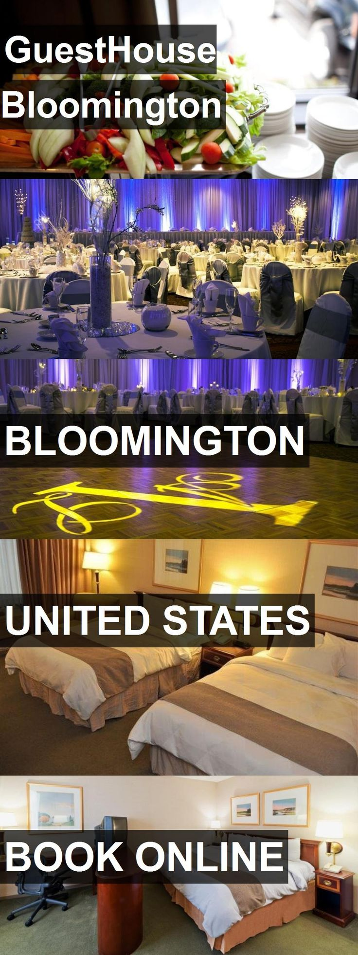Hotel GuestHouse Bloomington in Bloomington, United States. For more information, photos, reviews and best prices please follow the link. #UnitedStates #Bloomington #travel #vacation #hotel