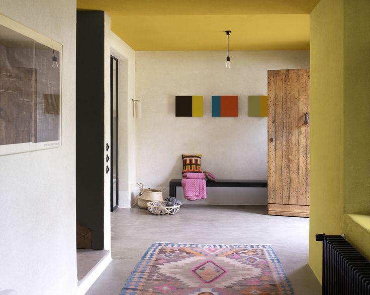 1000 id es sur le th me plafond jaune sur pinterest plafonds industriel et moderne et. Black Bedroom Furniture Sets. Home Design Ideas