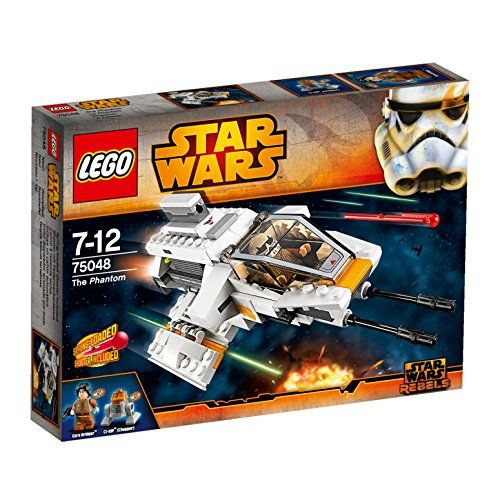 Lego Star Wars - 75048 - Vaisseau Rebels