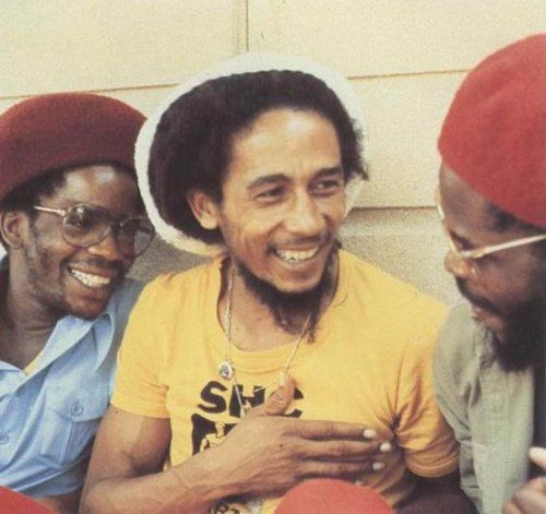 Robert Nesta 'Bob' Marley