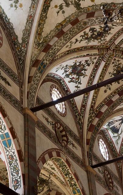 Santa Anastasia Arches