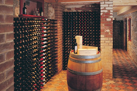 Custom wine rack project 2