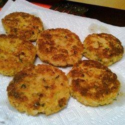 Crabless Chicken Cakes - Allrecipes.com