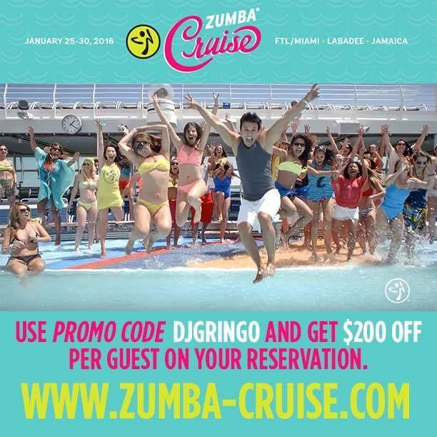 Zumba coupon code