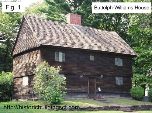 17 best images about 18th century homes on pinterest for Colonial log homes