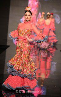 Trajes de Flamenca - SIMOF 2013 - Moda Flamenca