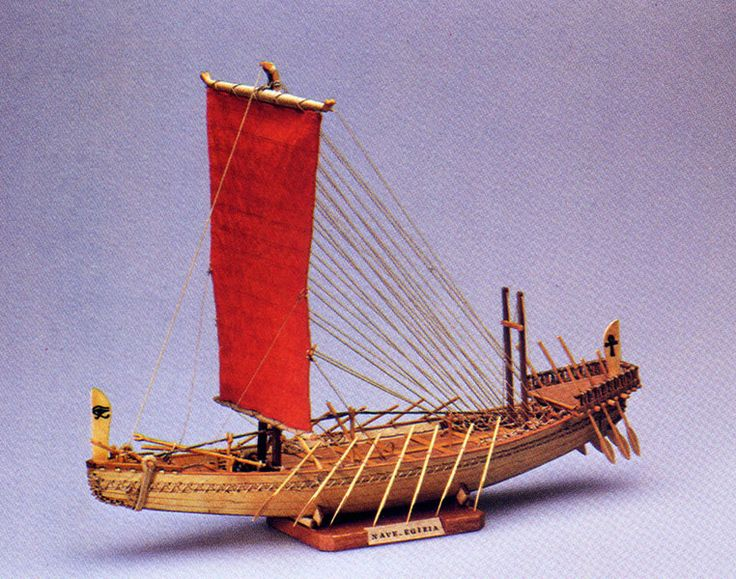 Kit maqueta barco, nave del antiguo Egipto, Amati 1403. Escala 1:50, IndalChess.com Tienda de juguetes online y juegos de jardin