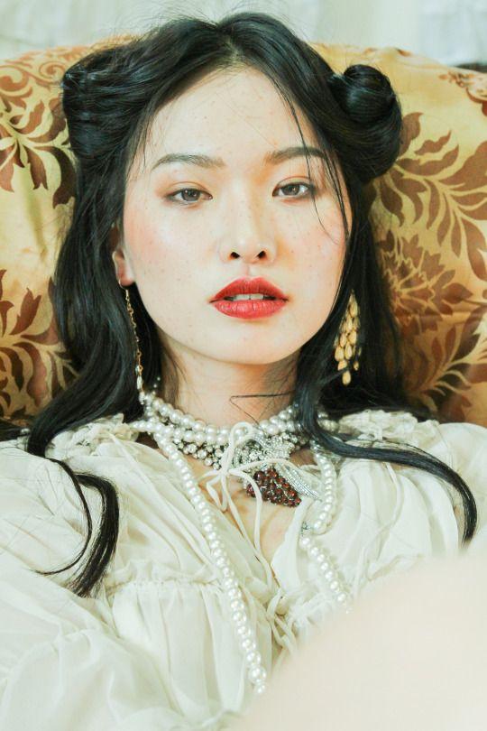 @nanaring_ | Model, Fashion, Korean model