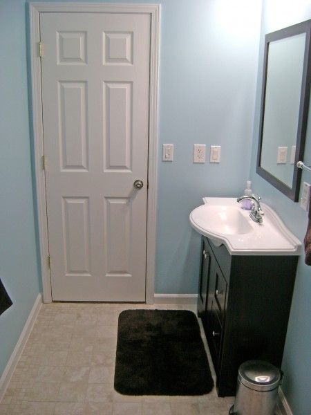 How to Finish a Basement Bathroom - The Complete Series