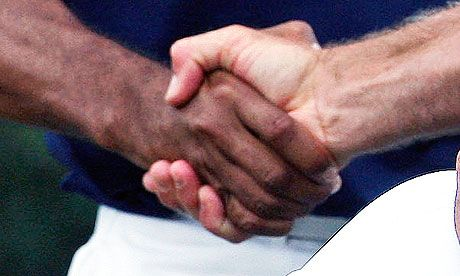 London 2012: Team GB athletes advised not to shake hands