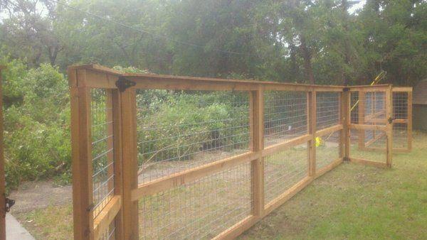 Bull Panel Hog Panel Cedar Fence Jpg 600 215 338 Pixels