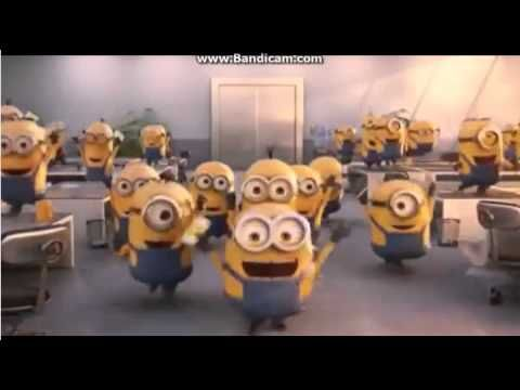 Minions Videos - Bob Dancing to Watch Me (Whip/Nae Nae)
