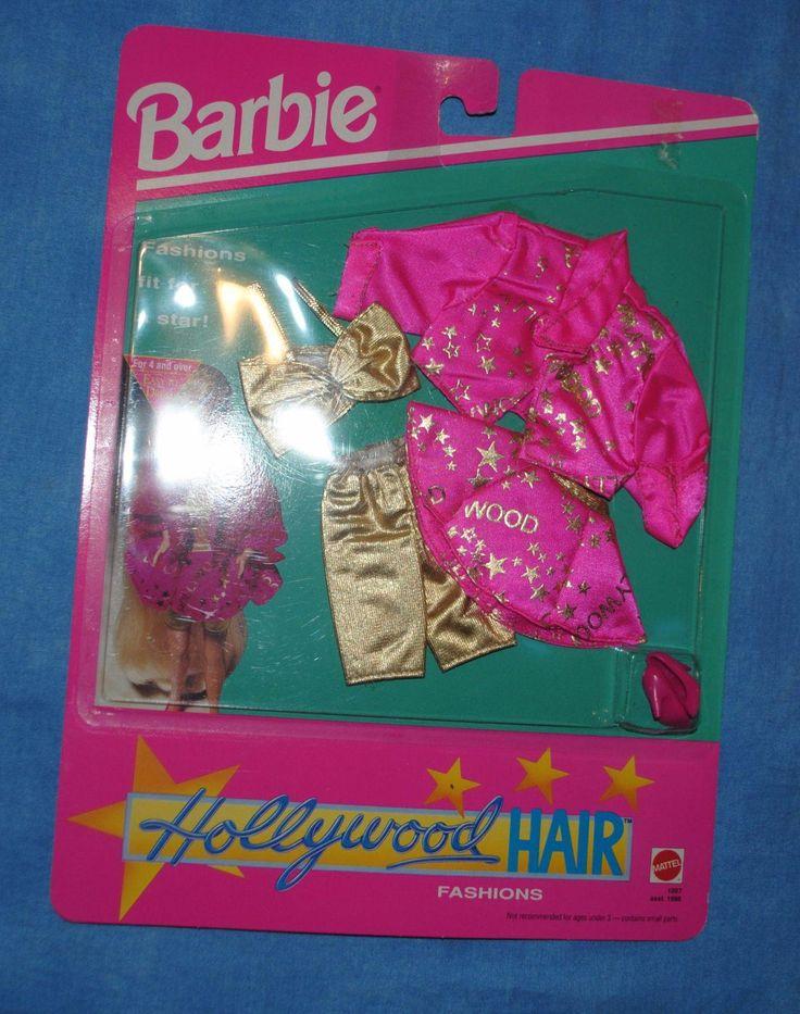 nowe ubranko NFRB 1992 HOLLYWOOD HAIR BARBIE (Dziecko Zabawki Lalki i akcesoria Barbie)