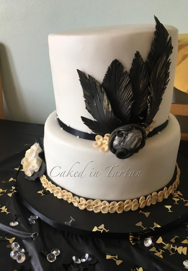 Cake Art By Liz : 17 Best images about Art Deco/Great Gatsby Cakes, Cookies ...