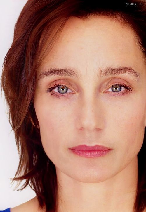kristin scott Thomas the most beautiful woman, without even trying.