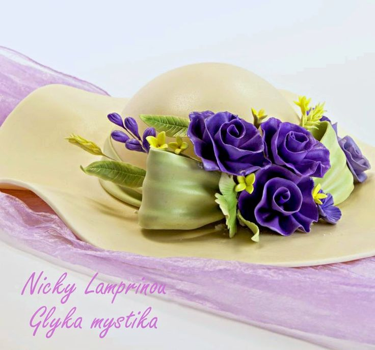 Sugar flowers Creations-Nicky Lamprinou: Καλή Πρωτομαγιά