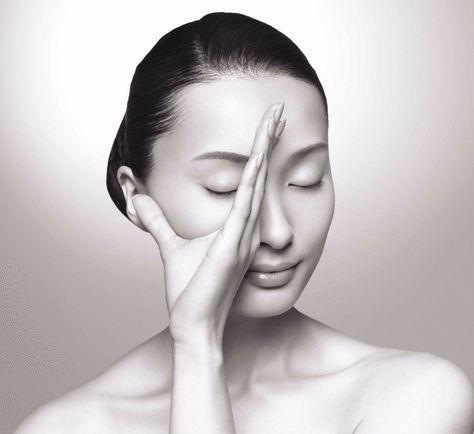 Экология красоты: Отличный японский массаж лица. Мышцы лица подтягиваются, а за ними подтягивается и кожа.