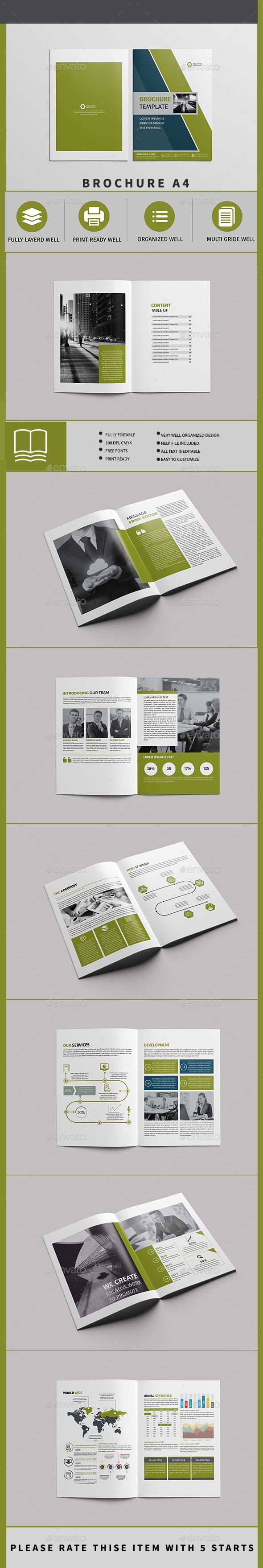Pretty 1 Page Website Template Thin 1 Week Calendar Template Flat 10 Envelope Template 2 Circle Label Template Young 2 Page Resume Format Header Soft20 Piece Puzzle Template 25  Best Ideas About Brochure Template On Pinterest | Brochure ..