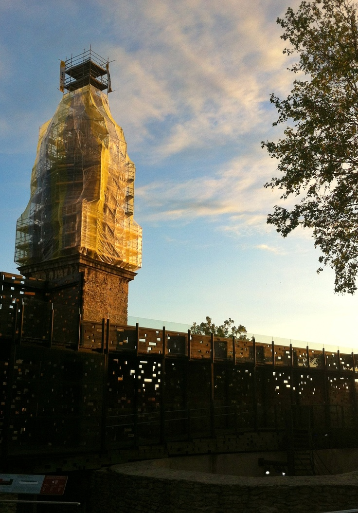 """La nueva """"torre-lanzadera"""" de San Miguel en Vitoria-Gasteiz"""