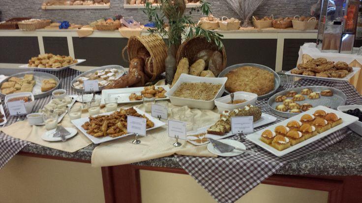 Greek Breakfast at #Kipriotis Village Resort