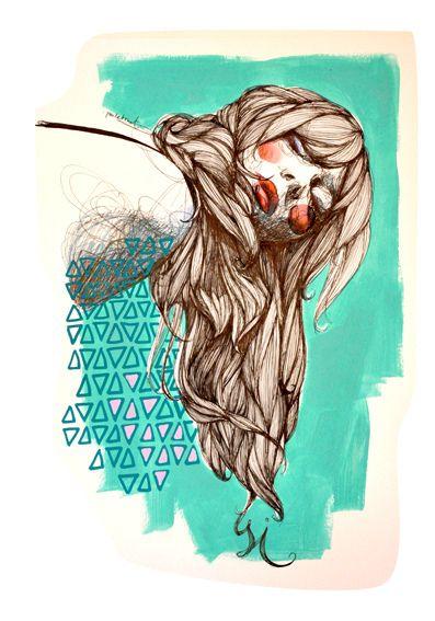 Me asomo para verte mejor y un sí resbala por mi pelo.....cógelo al vuelo porque es tan frágil que puede romperse.