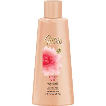 ***Discontinued***Caress Body Wash Daily Silk T 3 Oz