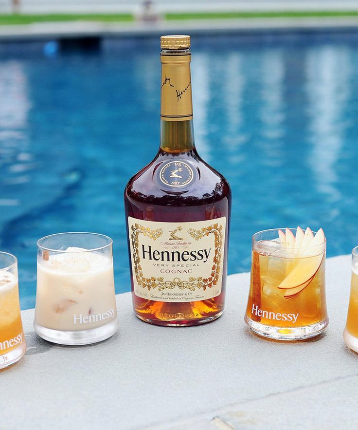 how to drink cognac hennessy