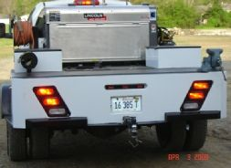 Pipeliner Welding Beds Slick Rigs   Home About Us Welding Truck Beds ATEC Welding Lead Reels Removable ...