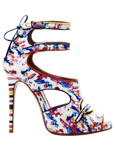 Have some color in your life!: High Heels Sandals, Http Fashionm1 Blogspot Com, Ss 2012, Simmons Sandals, Shoes Heavens, Tabitha Simmons, Simmons Baileys, Simmons Ss, Baileys Bottle