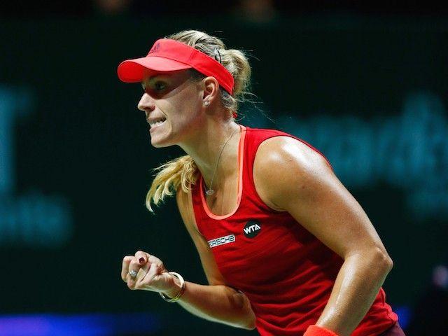 Result: Angelique Kerber beats Simona Halep in quarter-finals