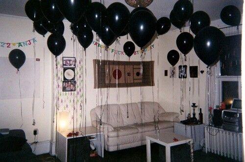 Tumblr birthday party