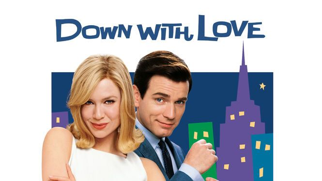"Check out ""Down with Love"" on Netflix"