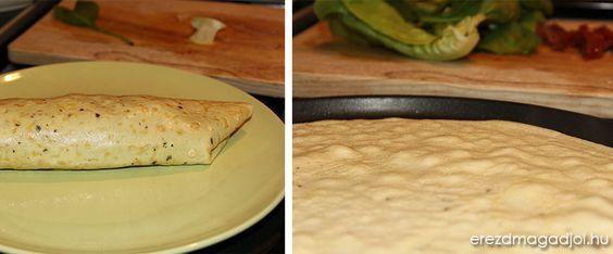 Diétás hamis tortilla