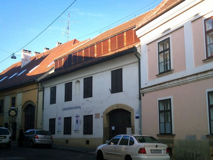 Tannery from the 19th c.  Pecs, Hungary