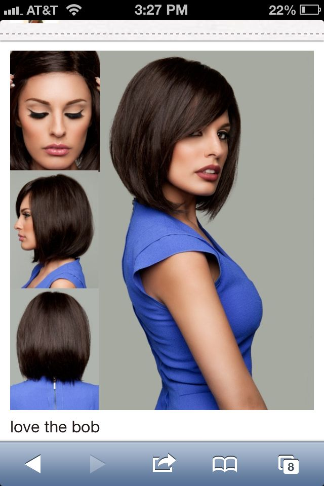 Tremendous 1000 Images About Hairstyles Bobs On Pinterest Graduated Bob Short Hairstyles For Black Women Fulllsitofus