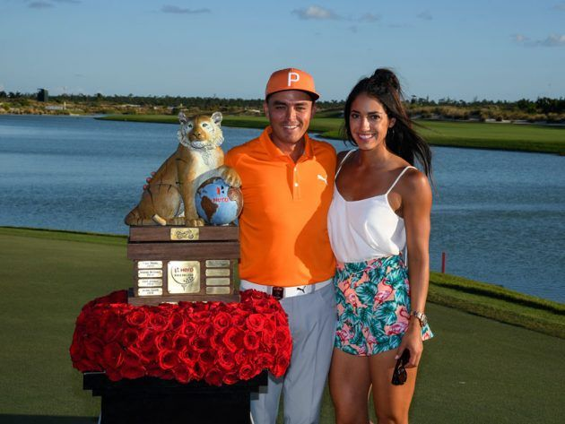 Who Is Rickie Fowler S Wife Meet Alisson Stokke Rickie Fowler Latest Golf News Fowler