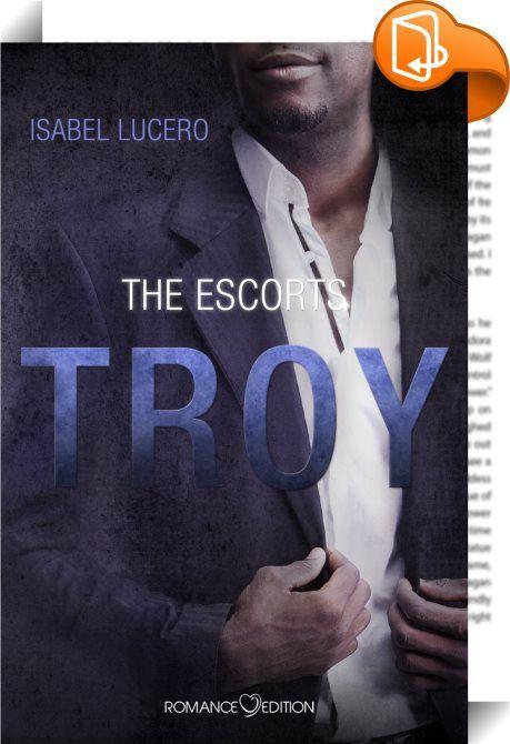 THE ESCORTS: Troy    ::  Troy Thompson ist der reizvolle Verführer, der das Feuer jeder Frau zum Lodern bringt. Er ist leidenschaftlicher Geliebter, unwiderstehlicher Schurke und einfühlsamer Verehrer. Troy ist alles, was er für die Frau in seinen Armen sein sollte - denn er gehört zur Elite der Escorts in Las Vegas. Wie sehr sein Herz in Scherben liegt, wissen nur Troys engste Freunde. Er hat auch nicht vor, jemals einer Frau erneut sein Vertrauen zu schenken. Erst Emilie gelingt es, ...