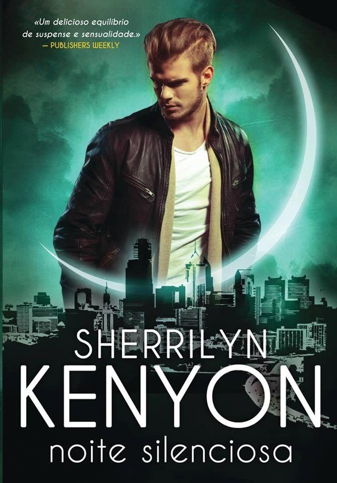 Morrighan: Opinião: Noite Silenciosa (Predadores da Noite #16), de Sherrilyn Kenyon