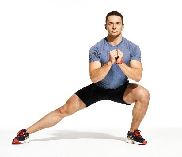 The Get Ripped Anywhere Outdoor Workout Series | Burn fat, lose your gut, and build muscle in just three weeks with this bodyweight workout plan.