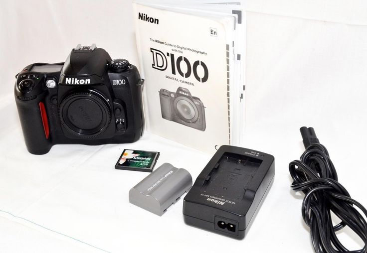 For Sale: Nikon D100 body with accessories - Nikon D100 body with accessories 2.   battery, battery charge , 4 GB memory card Nikon D100 Guide book excellent condition Meet in weston rd and St Pillips