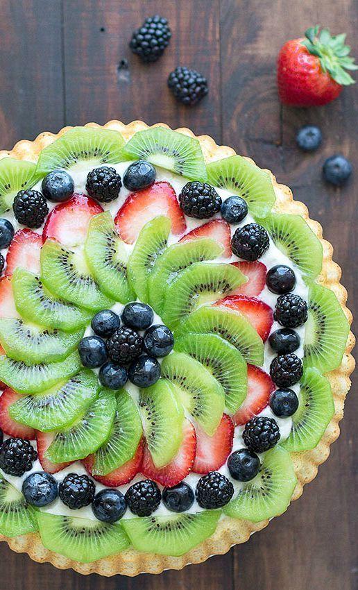 fresh fruit delivery fruit tart
