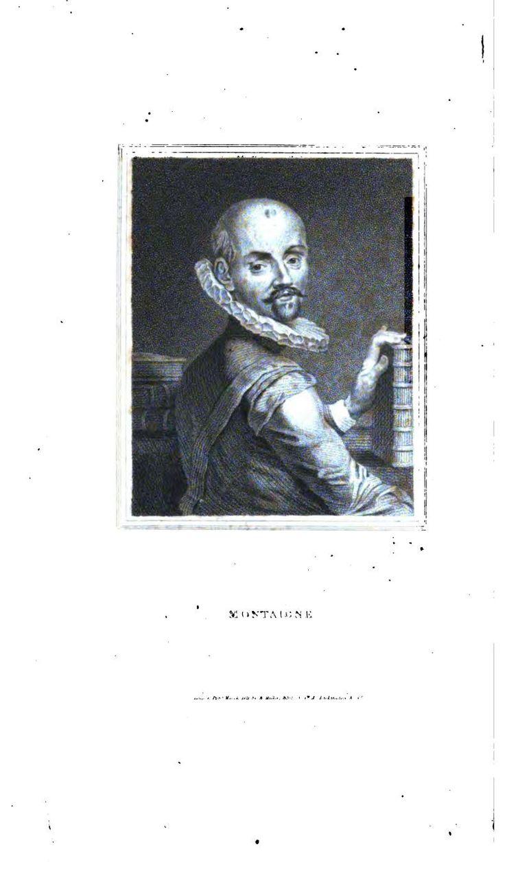 Best essays by montaigne
