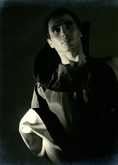 Jose Limon    Barbara Morgan  (1900 - 1992)  Jose Limon, 1930s