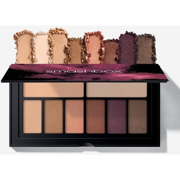 Cover Shot Eye Palettes ($29) ❤ liked on Polyvore featuring beauty products, makeup, eye makeup, eyeshadow, beauty, creamy eyeshadow and palette eyeshadow
