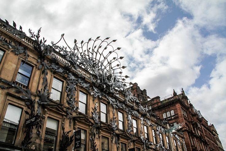 Visit Glasgow - Pedestrian center 3