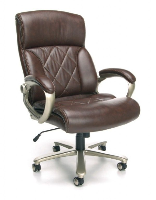 Die besten 25+ Brown leather office chair Ideen auf Pinterest