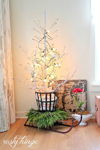 Christmas House Tour - now this is how to decorate for #Christmas!