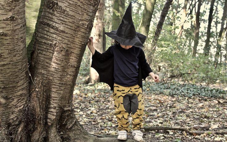 Halloween komt eraan... Ontwerp uw cape van Batman in enkele enkele minuten! Een verkleding voor grote en kleine. Een eenvoudige en vreselijke tuto...