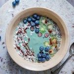 De mermaid bowl: de nieuwste trend in smoothie bowl land! | Eat.Pure.Love