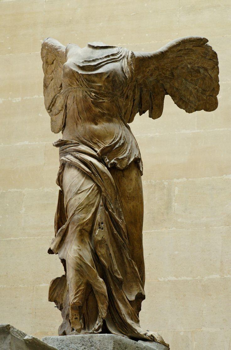 La Victoire de Samothrace | {Statues} | Pinterest